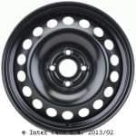 KRONPRINZ 6Jx15H2; 4x100x56, 5; ET39 Plekkvelg: Chevrolet Aveo 10/11- (4-