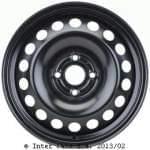 KRONPRINZ 6Jx15H2; 4x100x56, 5; ET39 Plekkvelg: Chevrolet Aveo 10/11-