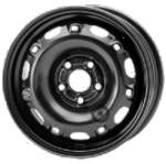 CMR 6Jx14 H2; 5x100x57; ET43; стальный диск: Seat Ibiza
