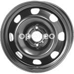 CMR 6, 50Jx16 H2; 4x108x65; ET 31; steel wheel: Peugeot 307 06/01-09/07;