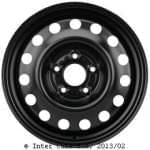 KRONPRINZ 6, 5Jx16 CH; 5x114, 3x67; ET51; Plekkvelg: Hyundai i30 03/12-;