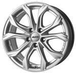 ALUTEC Alloy Wheel W10, 17x7. 5 5x112 ET28