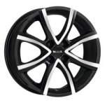 MAK Alloy Wheel Antibes 4 Black Mirr, 16x7. 0 4x108 ET15