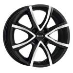 MAK Valuvelg Antibes 4 Black Mirr, 16x7. 0 4x108 ET15