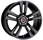 MAK Alloy Wheel Bimmer black, 18x9. 0 5x120 ET44