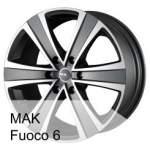 MAK Valuvelg Fuoco 6, 17x7. 5 6x139. 7 ET0