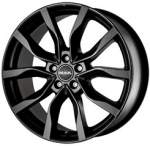 MAK Alloy Wheel Highlands Matt Black, 19x8. 0 5x108 ET45