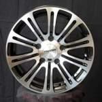 NANO diski Alloy Wheel Nano BK139 Black Polished, 15x7. 0 5x120 ET35
