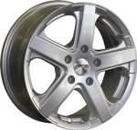 NANO diski Valuvelg Nano SL1044 Silver, 15x6. 5 5x130 ET50