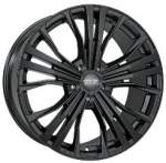OZ Valuvelg Cortina Matt Black, 19x9. 0 5x120 ET26