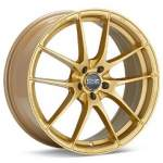 OZ Valuvelg Racing Leggera Gold, 17x8. 0 5x100 ET45
