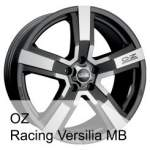 OZ Valuvelg Racing Versilia MattBl, 18x8. 0 5x114. 3 ET45