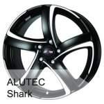 ALUTEC Valuvelg Shark Black, 16x7. 0 5x105 ET38