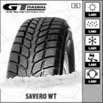 GT Radial Maasturi lamellrehv SAVERO WT 245/70R16 107T