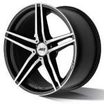 AEZ Alloy Wheel Portofino dark, 18x8. 5 5x112 ET35