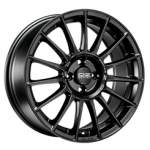 OZ Valuvelg Racing SuperturisLMblk, 18x8. 0 5x114. 3 ET45