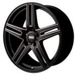 Fondmetal Alloy Wheel STC05 BlackMill, 20x8. 5 5x112 ET40