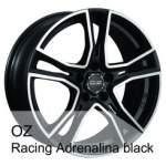 OZ Литой диск Racing AdrenalinaBlack, 18x8. 0 5x108 ET38