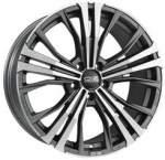 OZ Valuvelg Cortina graphite, 20x9. 5 5x112 ET33