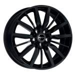 MAK Valuvelg Barbury Gloss Black, 20x8. 5 5x120 ET47 Keskava 72
