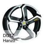 DOTZ Valuvelg Hanzo, 180x9. 5 5x120 ET35 Keskava 72
