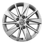 Disks WSP Valuvelg Disks VW Lyon, 150x6. 0 5x112 ET43 Keskava 57