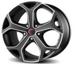 MOMO Alloy Wheel Reds Dark Blade, 17x7. 5 4x100 ET35 middle hole 72