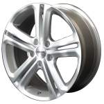 NANO diski Valuvelg Nano BK852 Grey Polished, 20x9. 5 5x130 ET35 Keskava 84