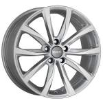 MAK Alloy Wheel WOLF SILVER, 16x6. 5 5x110 ET35 middle hole 65
