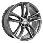 NANO diski Alloy Wheel Nano BK5126 Grey Pol, 19x8. 5 5x112 ET35 middle hole 66