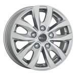 MAK Alloy Wheel Load 5 Silver, 15x6. 5 5x160 ET58 middle hole 65