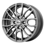 iFree Alloy Wheel Flight Hyper Silver, 14x5. 5 4x100 ET38 middle hole 67