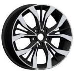 LegeArtis diski Alloy Wheel LegeArt KI526 Black Pol, 17x7. 5 5x114. 3 ET48