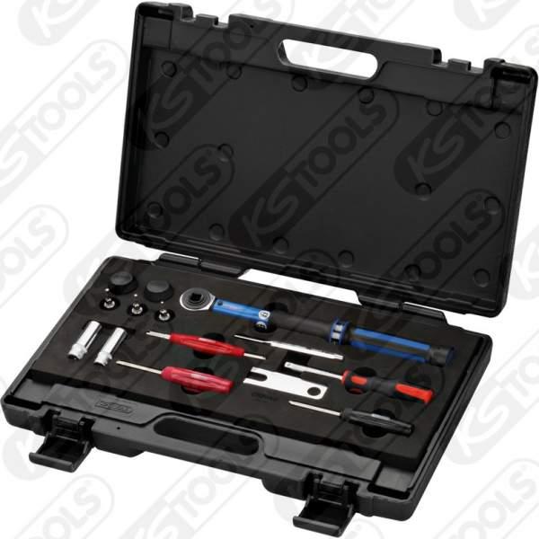 KS Tools 150.2031  Tyre valve torque screwdriver 0.45Ncm 122mm