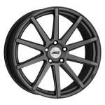 AEZ Alloy Wheel Straight Dark, 17x7. 5 5x112 ET40 middle hole 70