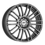 AEZ Alloy Wheel Strike Graphite, 18x8. 0 5x108 ET45 middle hole 70
