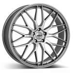AEZ Alloy Wheel Crest Silver, 18x8. 0 5x112 ET35 middle hole 70