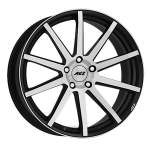AEZ Alloy Wheel Straight, 17x7. 5 5x114. 3 ET45 middle hole 71