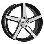 DOTZ Alloy Wheel CP5 Dark, 16x7. 0 5x108 ET45 middle hole 70