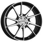 DOTZ Alloy Wheel Kendo, 16x7. 0 4x108 ET25 middle hole 65
