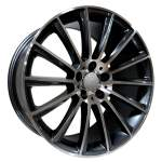NANO diski Alloy Wheel Nano 836 Black, 18x9. 5 5x112 ET35 middle hole 66