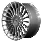 NANO diski Alloy Wheel Neaktuals paramters, 19x8. 5 5x120 ET24 middle hole 74