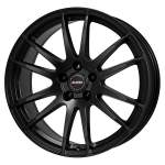 ALUTEC Valuvelg Monstr Black, 18x7. 5 5x108 ET45 Keskava 70