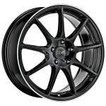 OZ Alloy Wheel Racing Veloce GT BlkDC, 18x8. 0 5x112 ET45 middle hole 75