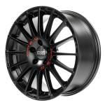 OZ Valuvelg Superturismo GT Blk 5, 17x8. 0 5x112 ET35 Keskava 75