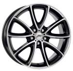 AEZ Alloy Wheel 17x7, 5 5x100 ET35 middle hole 60, 1