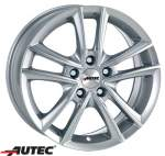 Autec Alloy Wheel 16x7 4x114, 3 ET middle hole 70, 1