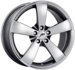 AEZ Alloy Wheel 15x6, 5 5x114, 3 ET40 middle hole 71, 6