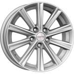 KiK Alloy Wheel KC624 Silver, 17x7. 0 5x114. 3 ET45 middle hole 60