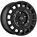 OZ Alloy Wheel Rally Racing Black, 18x7. 5 5x160 ET48 middle hole 65